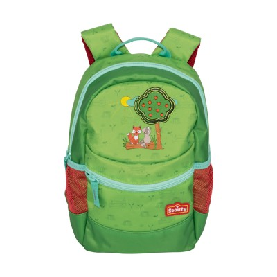 Scouty Kindergartenrucksack Rocky Forest Friends