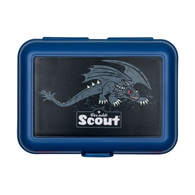 Scout Brotdose Black Dragon