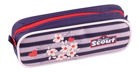 Scout Schlamper-Etui Happy Stripes