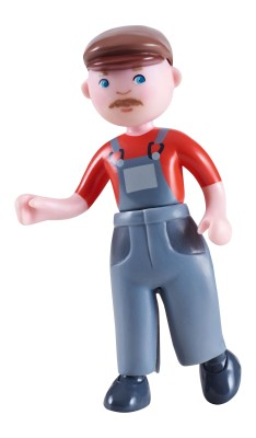 Haba Little Friends Bauer