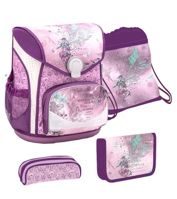 BELMiL Schulranzen Cool Bag Magical World Set 4 tlg.