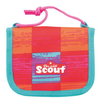 Scout Brustbeutel Pink Rainbow