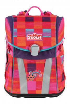 Scout Sunny Pink Rainbow leer