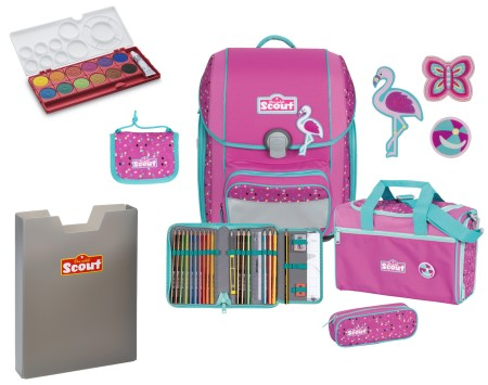 Scout Genius Flamingo Set 6 teilig