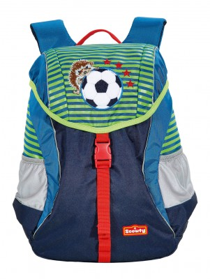 Scouty Rucksack Woody Fußball