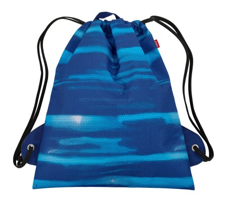 4You Festivalbag Sportbeutel Shades Blue