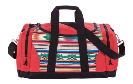 4You Igrec Sportbag M Ethno Rot 274