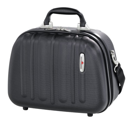 Hardware Beautycase Profile Plus Black Grained