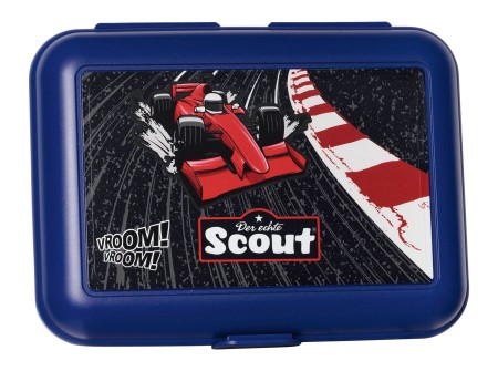Scout Ess-Box Red Racer Brotdose