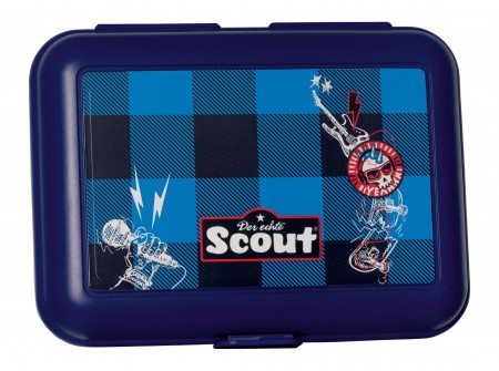 Scout Ess-Box Gingham Rocker Brotdose