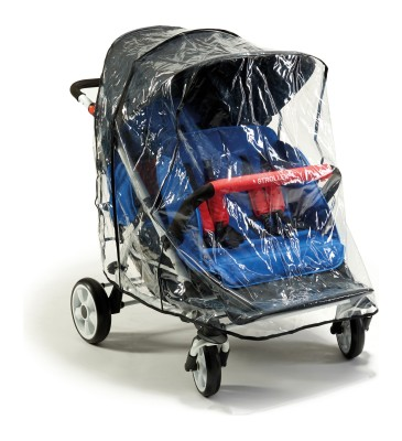 Winther Buggy 4 Kids inkl. Regenschutz