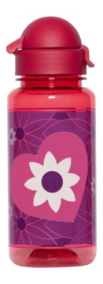Scout Trinkflasche Pink Flowers