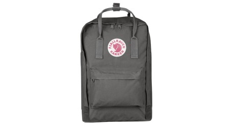 Fjällräven Kanken Laptop 15 Rucksack Super Grey