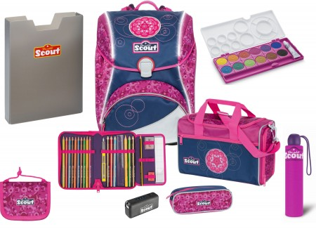 Scout Alpha Pink Mandala Set 7afety Light
