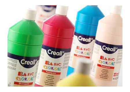 Creall® Basic Color Plakatfarbe 1000ml