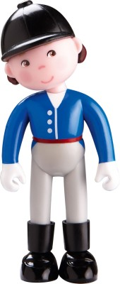 Haba Little Friends Biegepuppe Mika