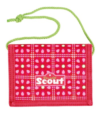 Scout Brustbeutel II Sweet Cherry- Scout Basic Edition 2013
