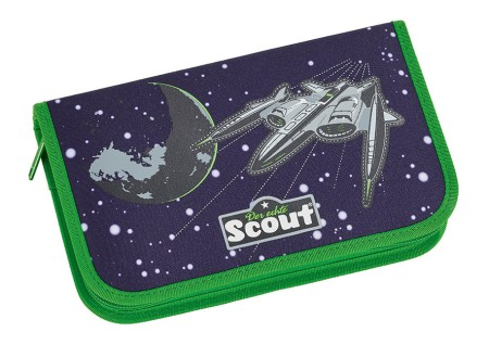 Scout Etui 23-teilig Space