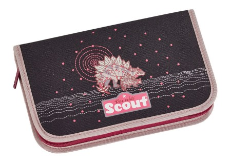 Scout Etui 7-teilig Pink Dino