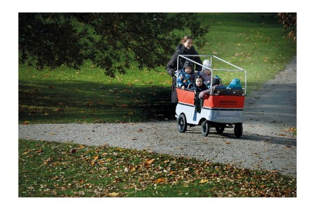 Winther Kinderbus E- Turtle Action