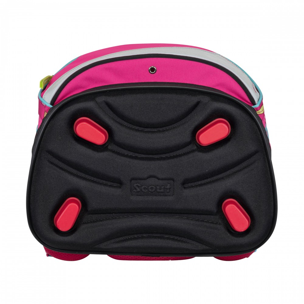 Scout Alpha pink butterfly Bodenwanne