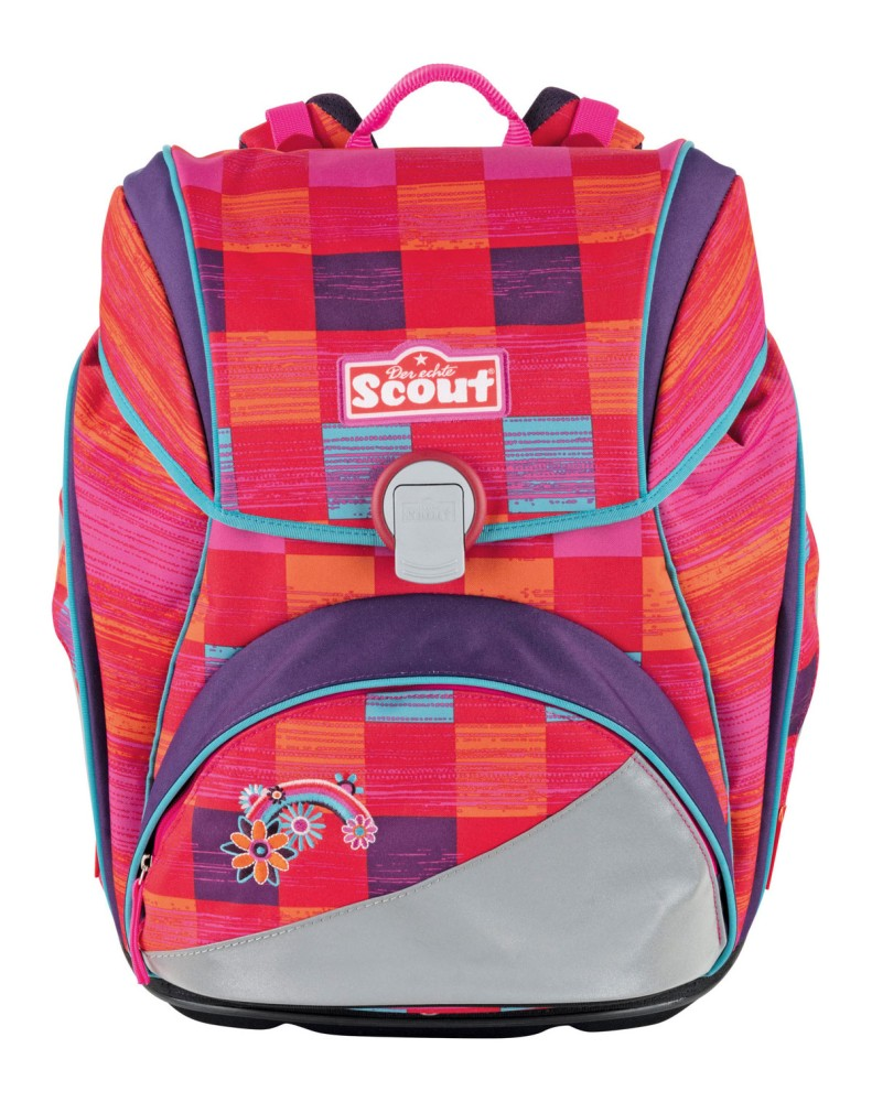 Scout Alpha Pink Rainbow leer