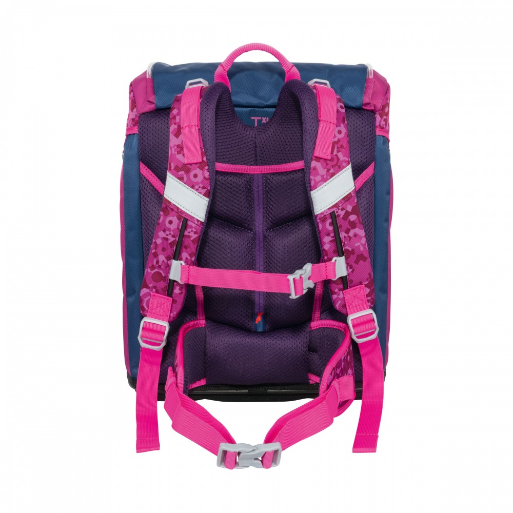 Scout Alpha Safety Light Set Pink Mandala Rückseite