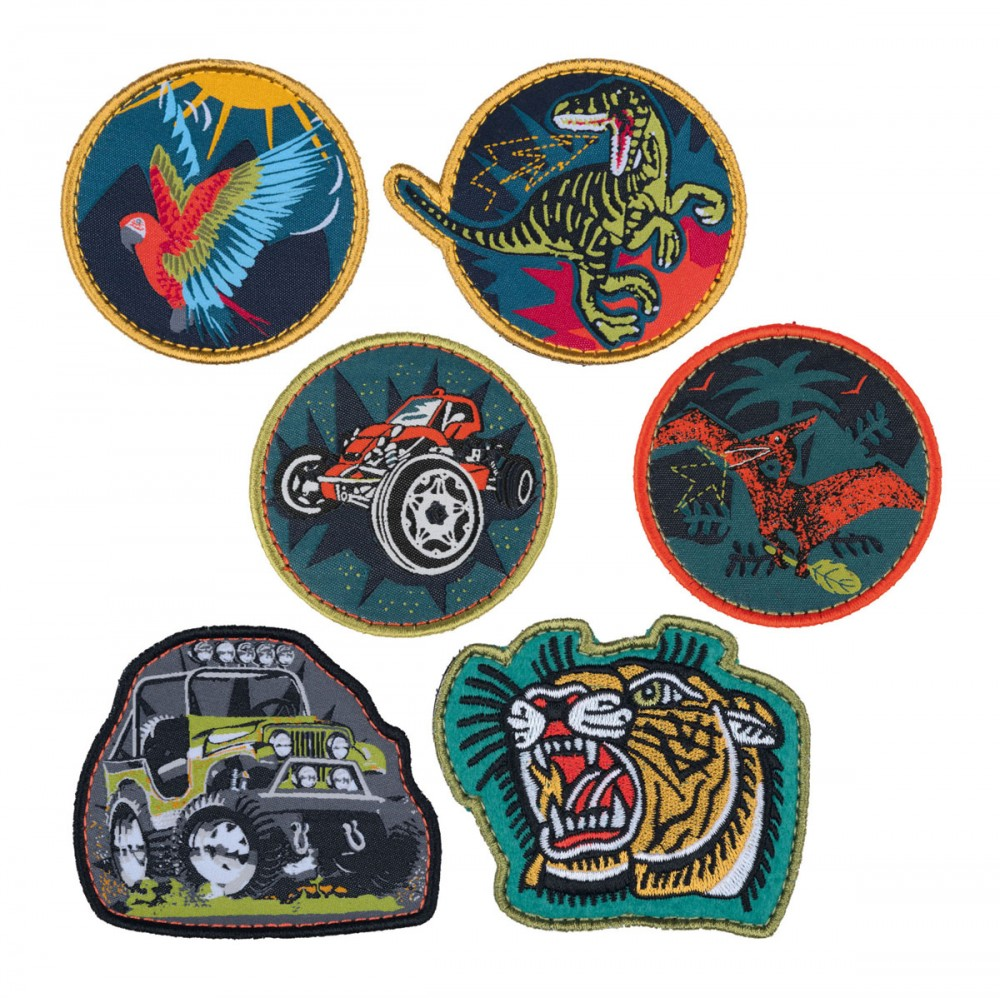 Scout Stickys Jungle