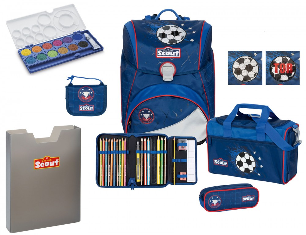 Scout Alpha Premium Set Football