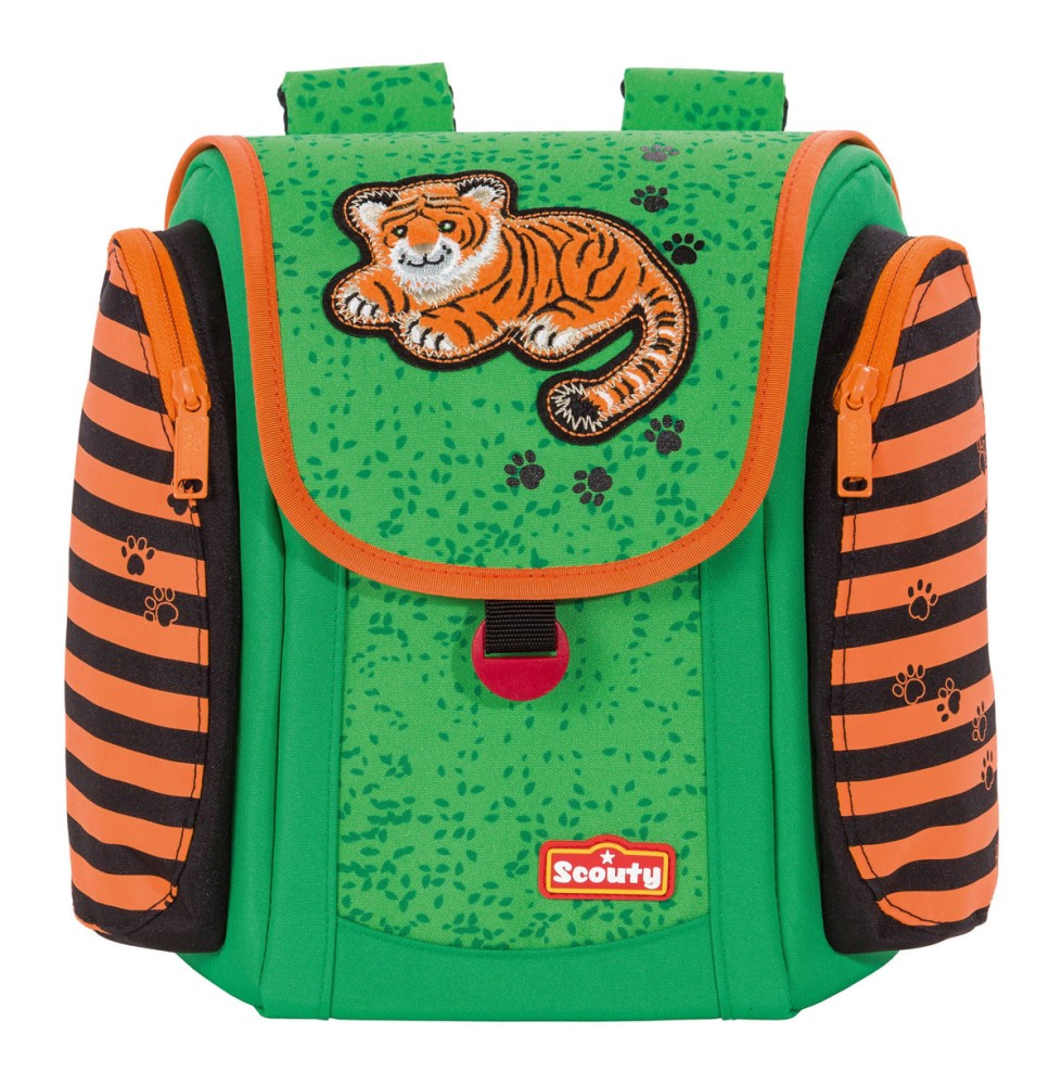 Scouty Tiger Minimega Kindergartentasche